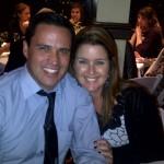 Greg and Wendy Heasley 2012